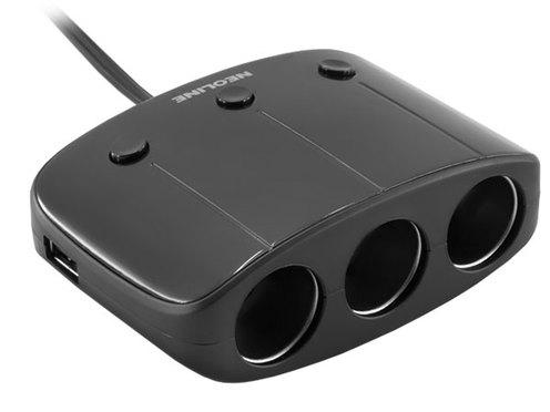 Neoline Triple USB разветвитель