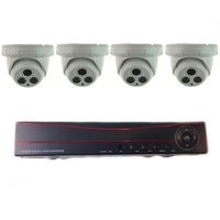 Видеорегистратор АРМАТА 3904F-KIT на 4 камеры (для автошкол)