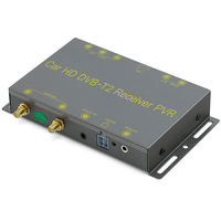 Цифровой автомобильный ресивер Carsmile CM-DVB-T201