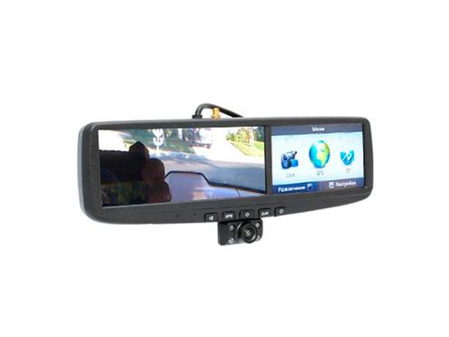 AVIS AVS0491BM навигатор с видеорегистратором