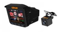 Видеорегистратор с антирадаром Каркам Комбо 3S с двумя камерами