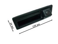 Камера заднего вида Pleervox PLV-CAM-VWG01