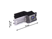Камера заднего вида Pleervox PLV-CAM-VWG6
