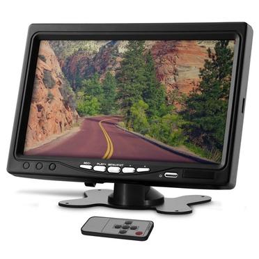 Автомобильный монитор с функцией DVR Carsmile CM-720HDVR