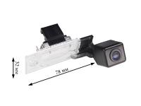 Камера заднего вида Pleervox PLV-CAM-VWT01