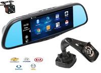 Зеркало-видеорегистратор Recxon RX-7 Android для Chevrolet, Hyundai, Kia, Opel, SsangYoung