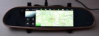Зеркало-видеорегстратор Eplutus D68 (Android, GPS)