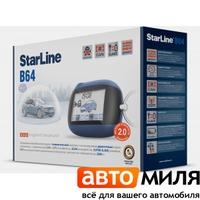 StarLine B64 2CAN SLAVE Автосигнализация
