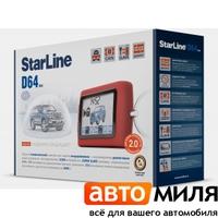 StarLine D64 2CAN SLAVE Автосигнализация
