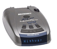 Beltronics RX65 RU (blue)