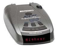 Beltronics RX65 RU (red)