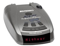 Beltronics RX65 RU (red)