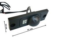 Камера заднего вида Pleervox PLV-CAM-DOD01 для Dodge Caravan (2009-)