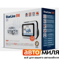 StarLine Е90 (опция 2CAN SLAVE) Автосигнализация