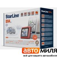 StarLine D94 2CAN GSM/GPS SLAVE Автосигнализация