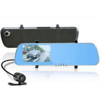 Eplutus D21 зеркало-видеорегистратор с GPS Navitel