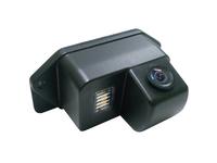 Камера заднего вида Pleervox PLV-CAM-MIT02 для Mitsubishi Lancer универсал (2001-2006), Outlander (2001-2007)