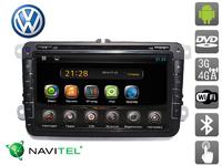 Штатная автомагнитола AVIS на Android для Volkswagen