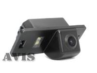 Камера заднего вида AVIS для Audi A1/A4 (2008-...)/A5/A7/Q3/Q5/TT