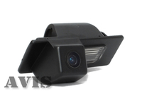 Камера заднего вида AVIS для Chevrolet Aveo II (2012-...) и Chevrolet Cruze хэтчбек