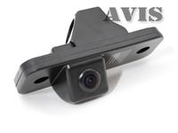 Камера заднего вида AVIS для Hyundai Santa Fe II (2006-2012)