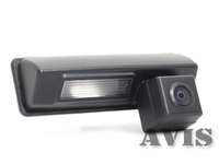 Камера заднего вида AVIS для Lexus RX II 300/330/350/400H (2003-2008), ES IV 300/330 (2001-2006), GS II 300/400/430 (1997-2005), IS I 200/300 (1999-2004), IS-F (2008-), LS III 430 (2003-2006)