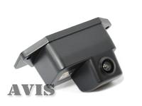 Камера заднего вида AVIS для Mitsubishi Lancer X седан, Lancer IX wagon (2003-2008), Outlander (2003-2008)