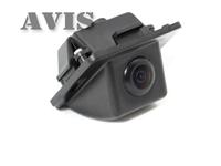 Камера заднего вида AVIS для Mitsubishi Outlander II XL (2006-2012), Outlander III (2012-...), Lancer X хэтчбек