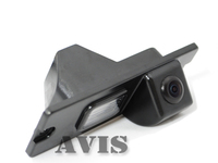 Камера заднего вида AVIS для Mitsubishi Pajero IV