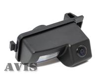 Камера заднего вида AVIS для Nissan GT-R, Tiida хэтчбек, 350Z