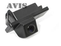Камера заднего вида AVIS для Peugeot 207CC, 307 хэтчбек, 307CC, 308CC, 3008, 407, 508, RCZ