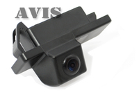 Камера заднего вида AVIS для Nissan Juke, Note, Pathfinder III (2005-...), Patrol VI (2010-...), Qashqai, X-Trail II (2007-...)