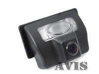 Камера заднего вида AVIS для Nissan Teana и Tiida седан