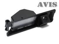 Камера заднего вида AVIS для Renault Logan и Sandero