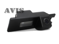 Камера заднего вида AVIS для Opel Astra H (2005-2011), Astra J хэтчбек (2009-...), Corsa, Insignia, Meriva B (2010-...), Vectra C (2002-2008), Zafira B (2005-2012), Astra GTC