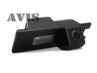 Камера заднего вида AVIS для Chevrolet Cobalt и Malibu (2012-...)