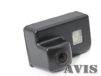 Камера заднего вида AVIS для Peugeot 206, 207, 307 седан, 307SW, 407