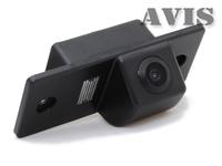 Камера заднего вида AVIS для Skoda Fabia II (2008-...) и Yeti