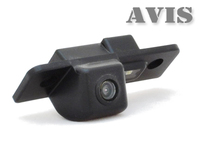 Камера заднего вида AVIS для Skoda Octavia II (2004-...) и Roomster