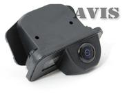 Камера заднего вида AVIS для Toyota Avensis и Corolla E12 (2001-2006)