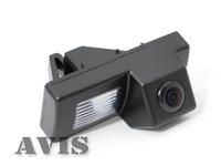 Камера заднего вида AVIS для Toyota Land Cruiser 100, Land Cruiser 200 (2012-...) и Land Cruiser Prado 120 (без запаски на задней двери)