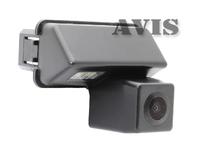 Камера заднего вида AVIS для Toyota Verso (2009-...) и Auris (2006-...)