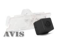 Камера заднего вида AVIS для Renault Fluence и Latitude