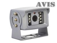 Парковочная камера для грузовиков AVIS Silver с микрофоном