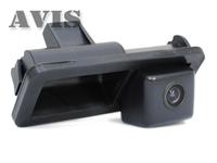 Камера заднего вида AVIS для Fiesta VI / Focus II / S-Max / Kuga / C-Max в ручке багажника