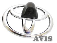 Камера переднего вида AVIS для Toyota