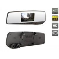 Зеркало-видеорегистратор AVIS Electronics AVS0433DVR