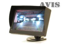 """Автомобильный монитор 4,3"""" AVIS Micro"""
