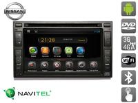 Штатная автомагнитола AVIS для Nissan (Android 4.2.2)