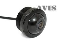 Универсальная камера переднего вида AVIS Eagle Eye CCD (врезная)